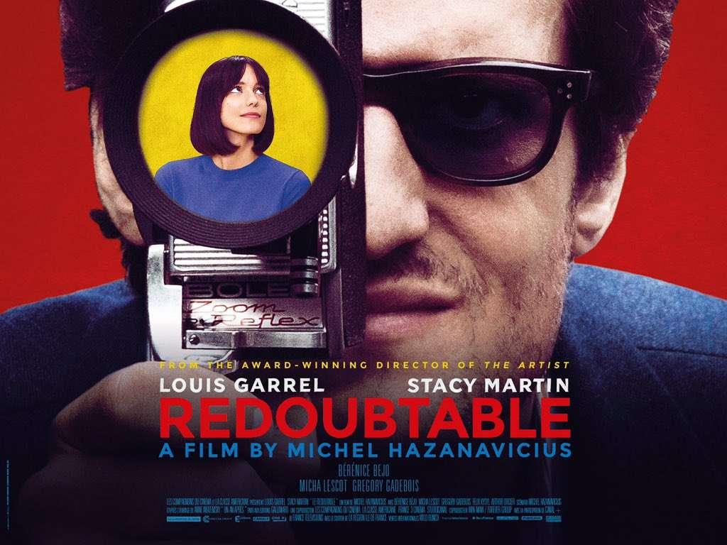 Γκοντάρ, Αγάπη μου (Le Redoutable) Poster Πόστερ Wallpaper