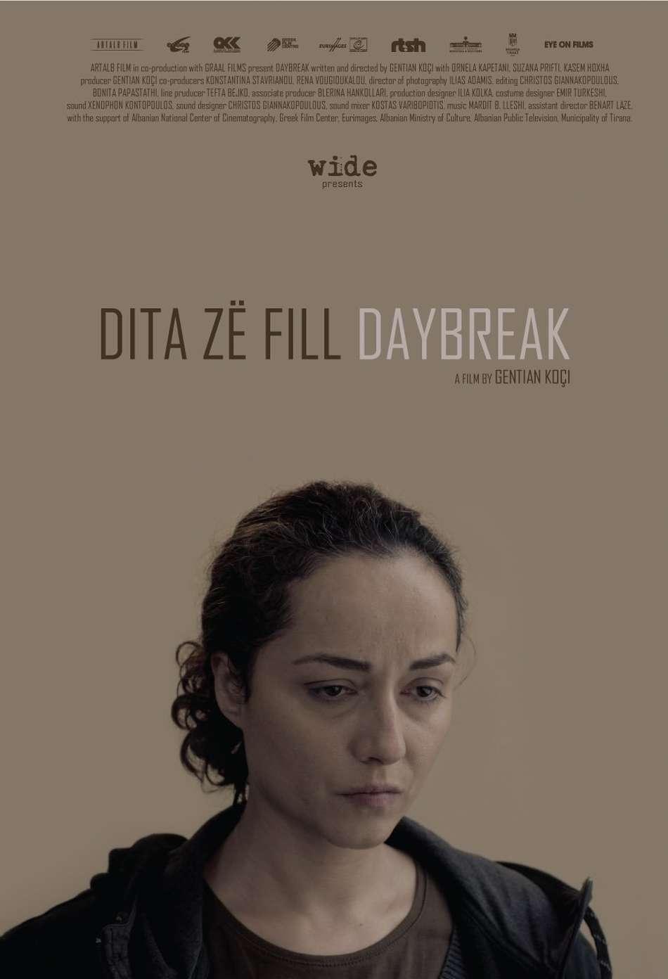 Το ξεκίνημα της μέρας (Dita zë fill / Daybreak) Poster Πόστερ