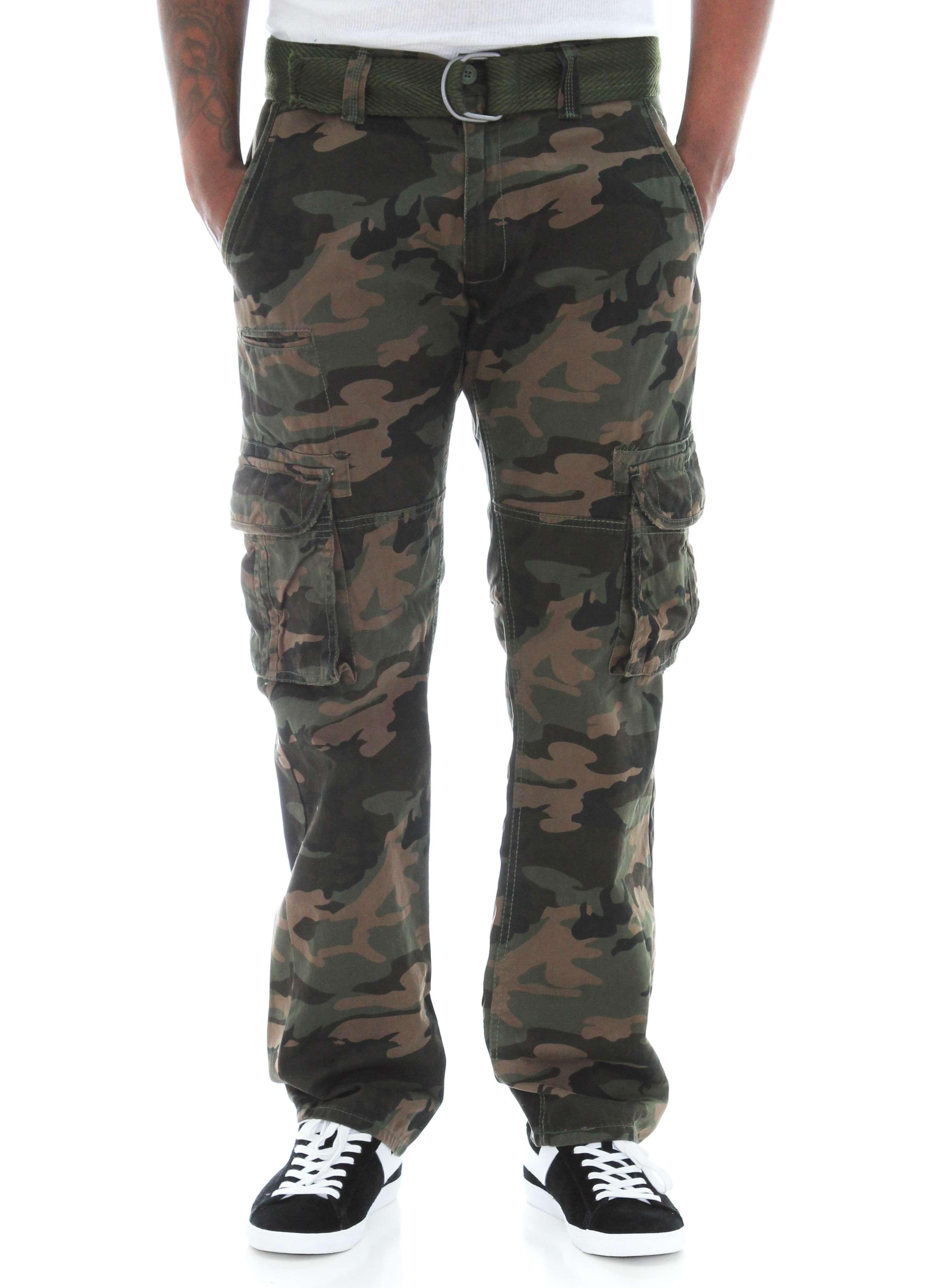 Camo Cargo Pants With Jordans | www.imgkid.com - The Image ...