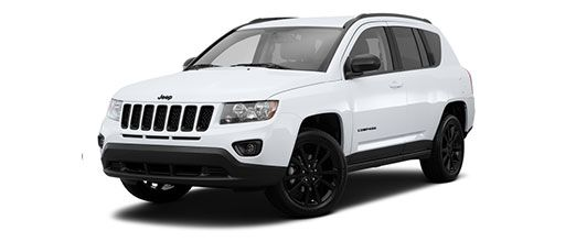 2017 Jeep Compass Discount Deal in Sandusky OH