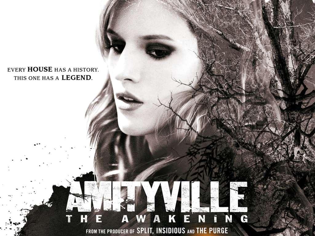 Αmityville: Το Ξύπνημα (Amityville: The Awakening) Quad Poster Πόστερ