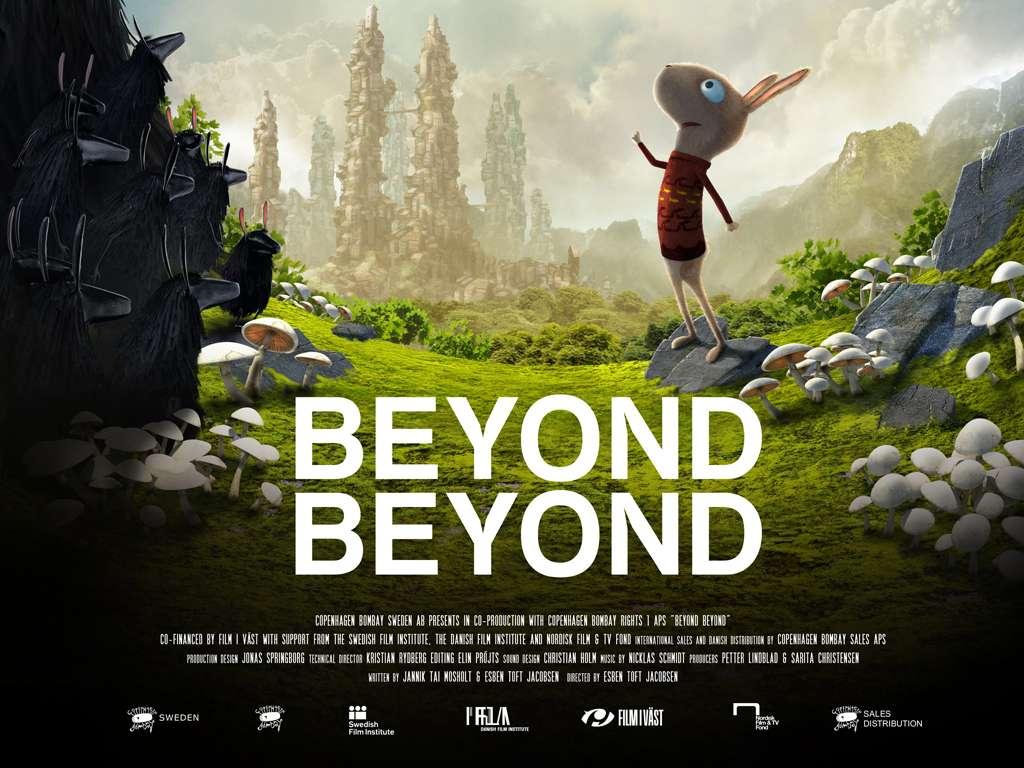 Επιχείρηση: Μαμά (Resan till Fjaderkungens Rike / Beyond Beyond) Quad Poster Πόστερ