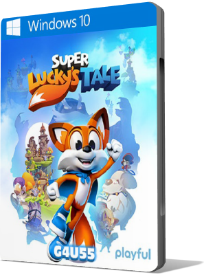 [PC] Super Lucky's Tale (2017) - FULL ITA