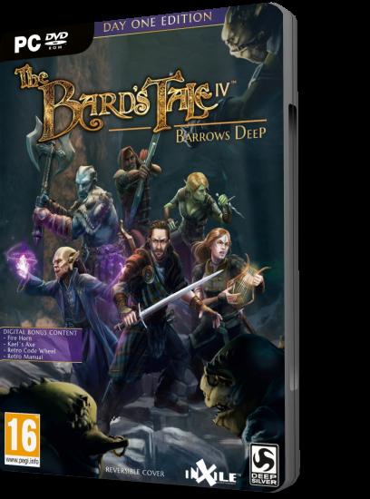[PC] The Bard's Tale IV: Barrows Deep (2018) - ENG