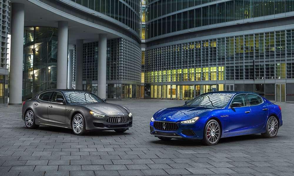 2018 Maserati Ghiblis