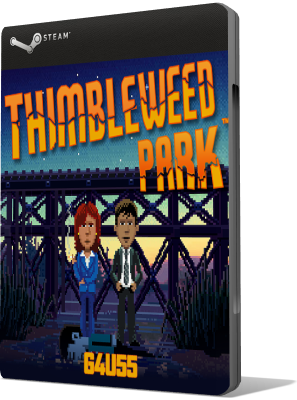 [PC] Thimbleweed Park - Ransome *Unbeeped* (2018) - SUB ITA