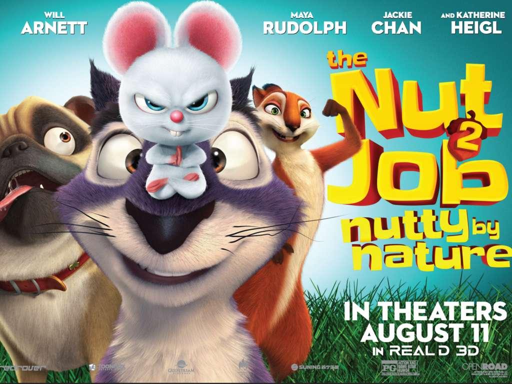 Ένας Σκίουρος Σούπερ-Ήρωας 2 (The Nut Job 2: Nutty by Nature) Movie