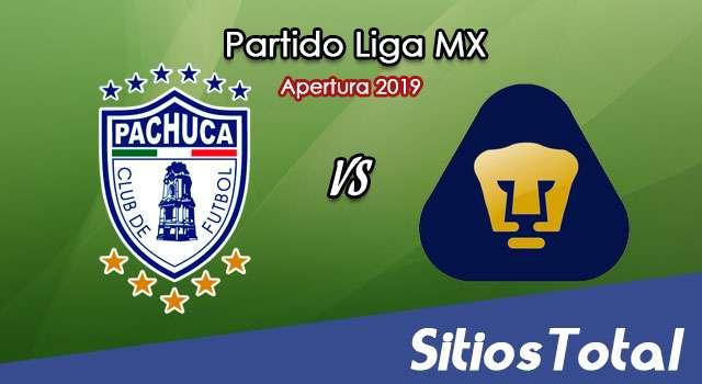 Ver Pachuca vs Pumas en Vivo – Apertura 2019 de la Liga MX