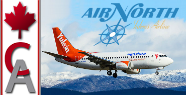Air North Yukon's Airline Tour