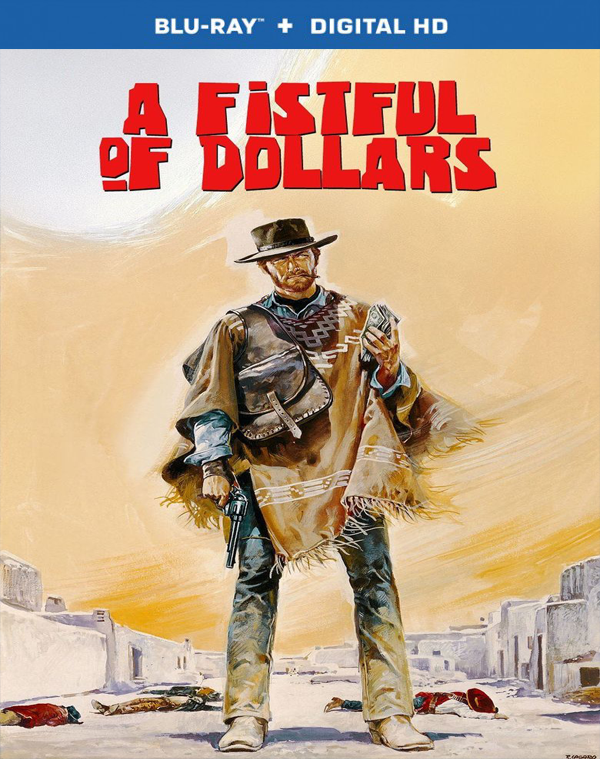 A Fistful of Dollars (1964) [REMUX REMASTERED] 1080p BluRay