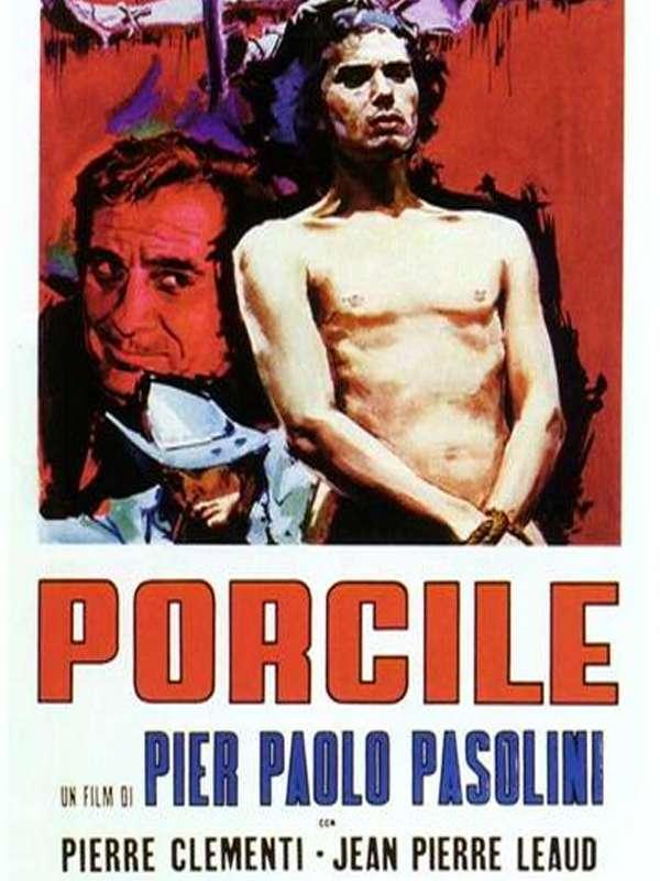 Porcile Χοιροστάσιο Poster