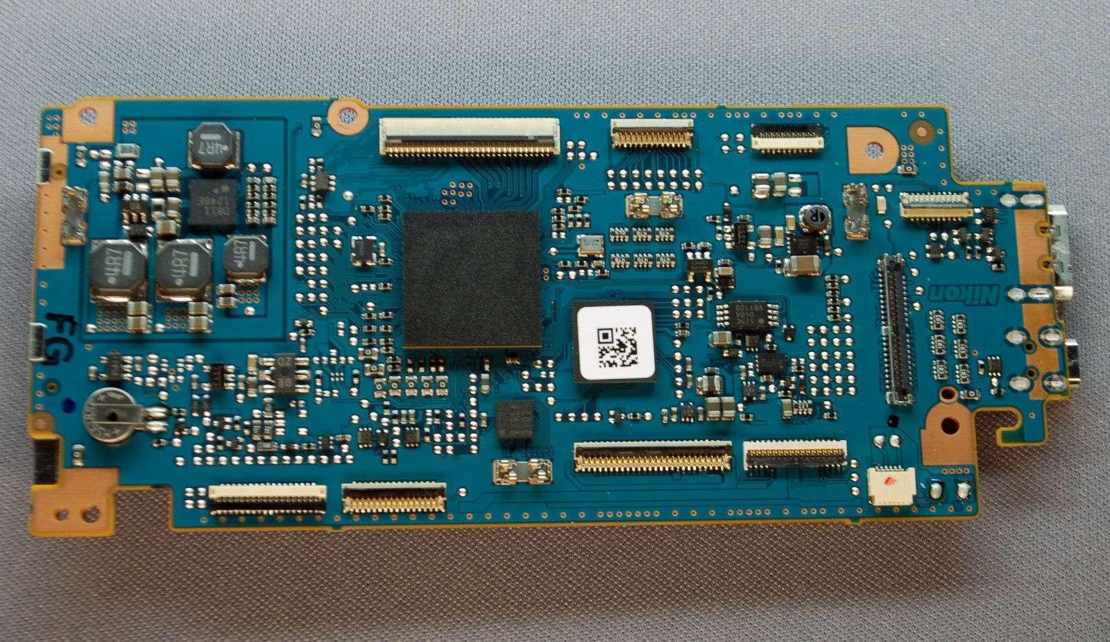 Nikon D5200 Main Mainboard Motherboard Mcu Pcb Board Original Oem Circuit Boards Made In China Buy 4 Layer Printed