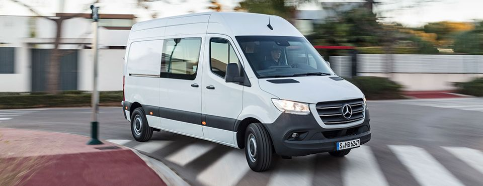 GermainCars Sprinter Van Model Overview