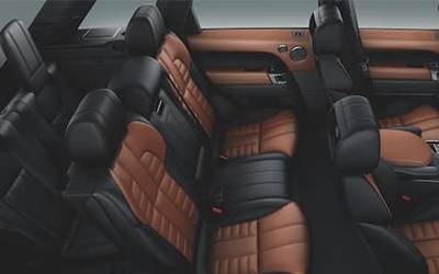 Range Rover Sport Third Row