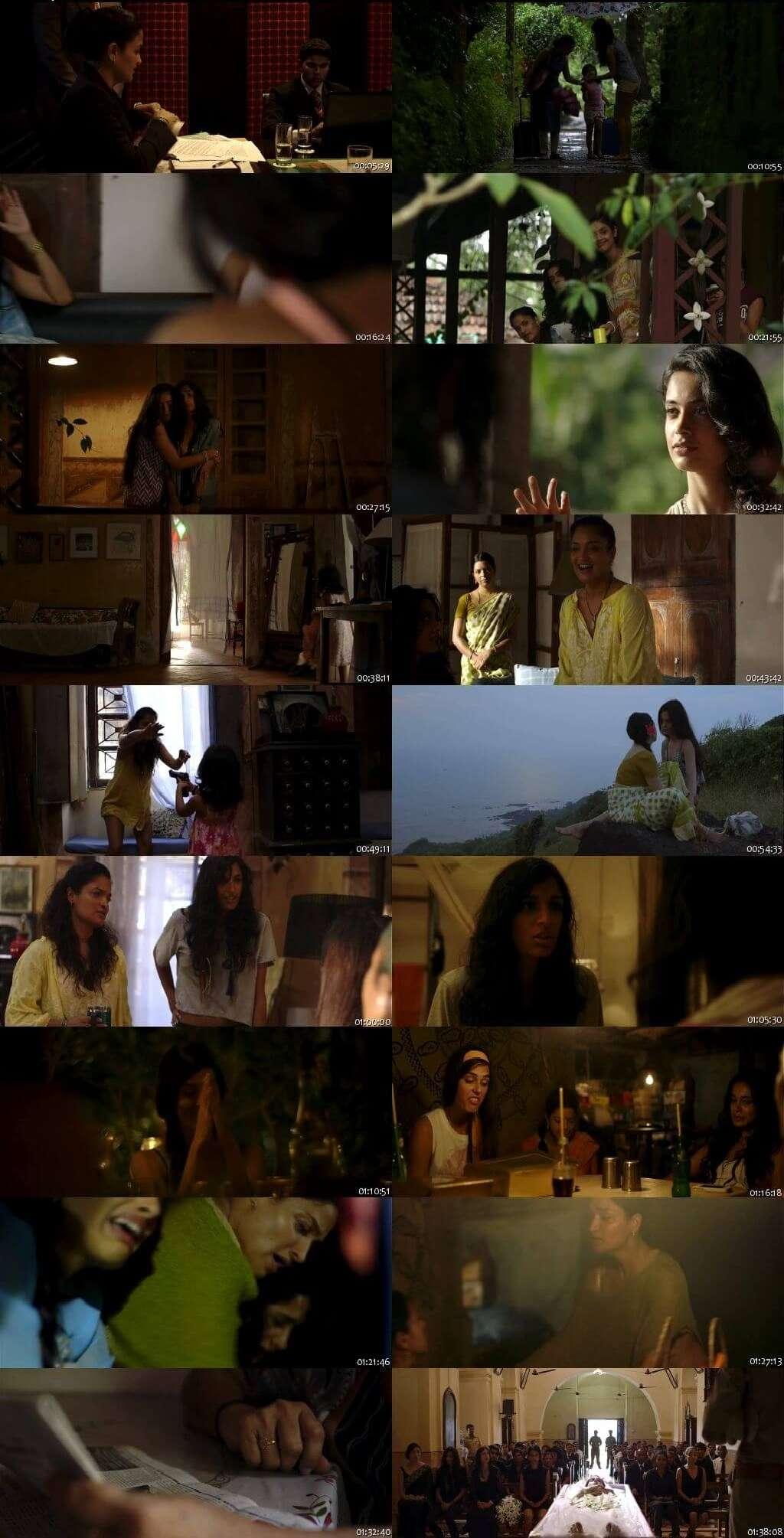 Screen Shots Angry Indian Goddesses (2015) Full Hindi Movie Download HD