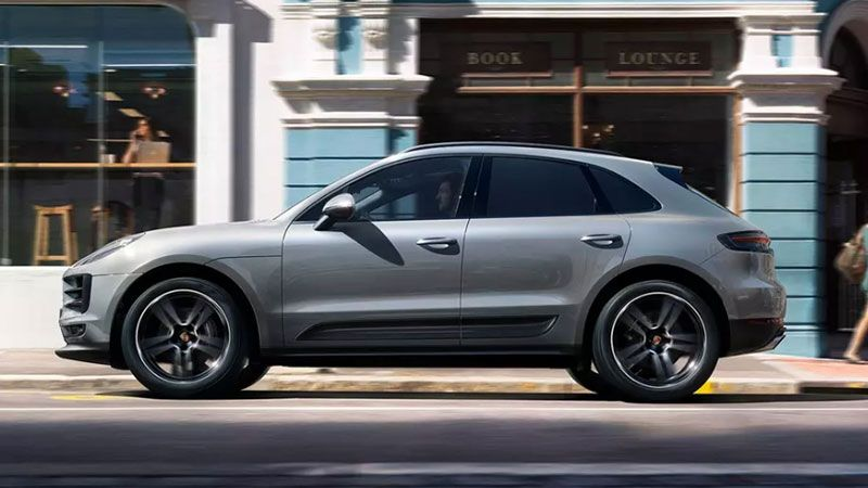 2020 Porsche Macan Performance