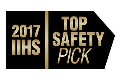 MINI Cooper Hardtop 2 Door IIHS Top Safety Pick 2017