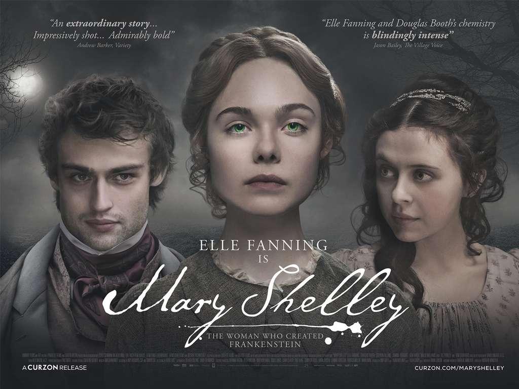 Μαίρη Σέλλεϋ (Mary Shelley) Movie