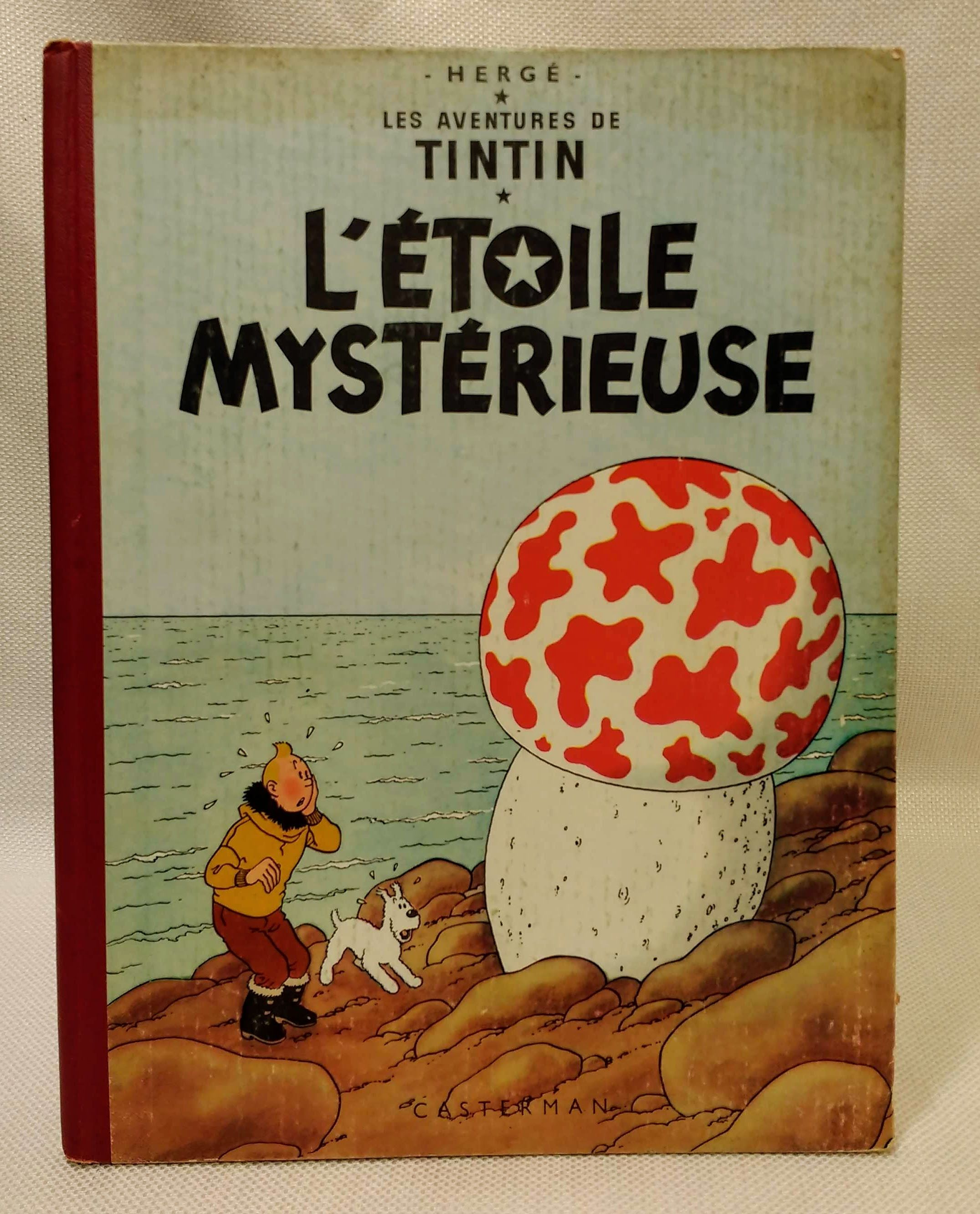 Les Aventures de Tintin: L'Etoile Mysterieuse (French Edition of The Shooting Star), Herge