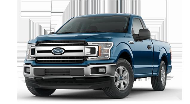 Ford F-150 (excluding Raptor) Finance Deal