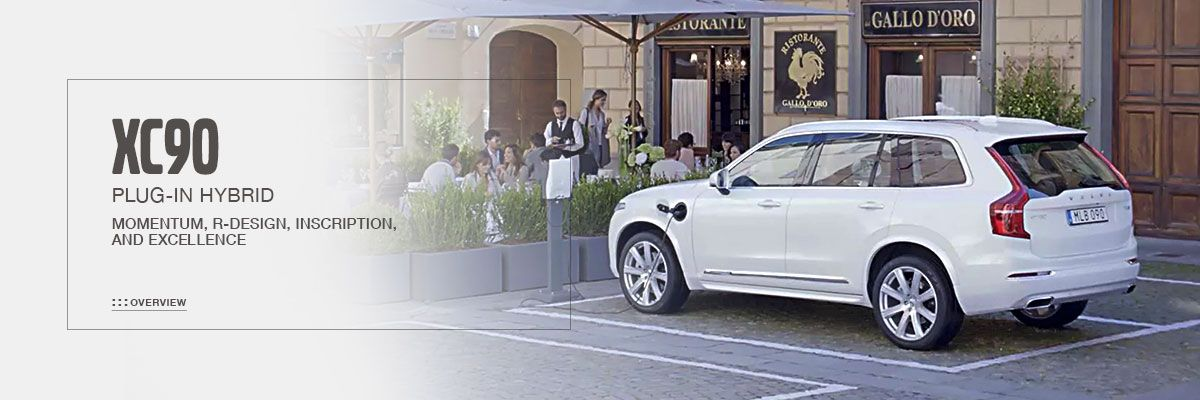 Volvo XC90 Hybrid Model Overview in Cincinnati Ohio