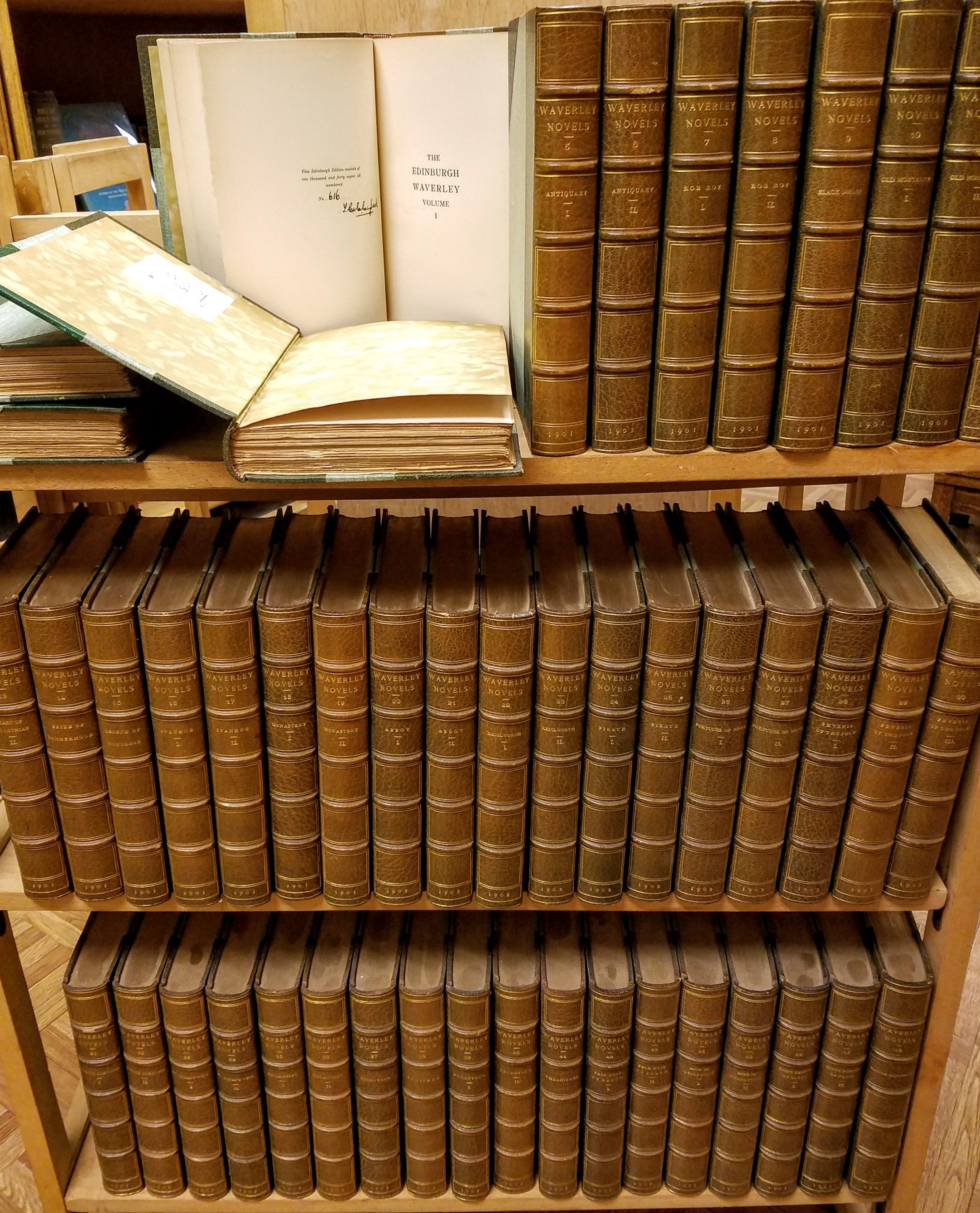 Image for Waverly Novels [The Edinburgh Edition]