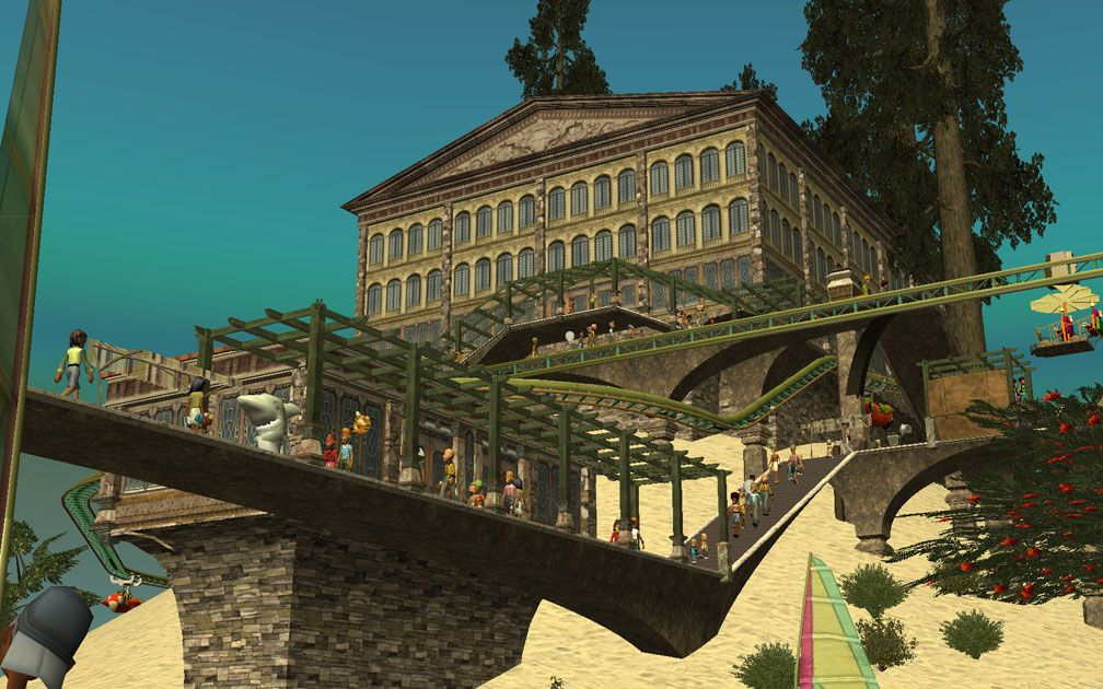 My Projects - CSO's I Have Imported, Park Outbuildings - Aegean Sands Upper Block, Image 02