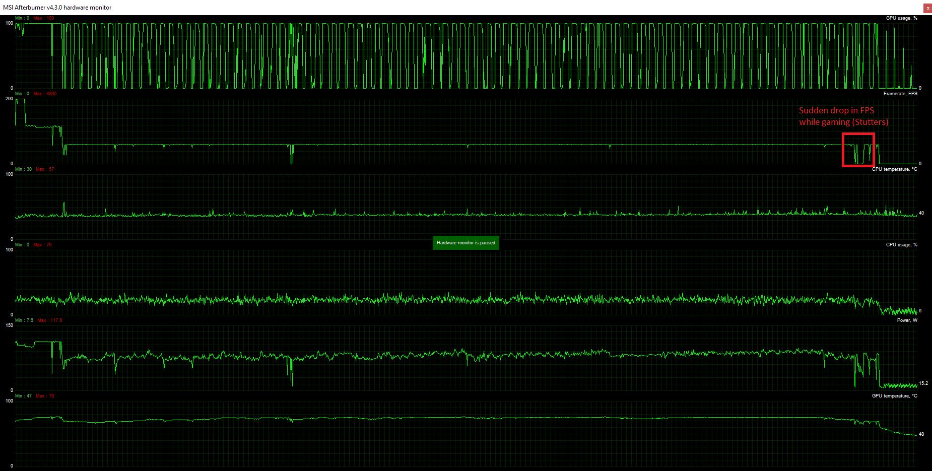 Sapphire Nitro+ RX 480 Stuttering | Tom's Hardware Forum