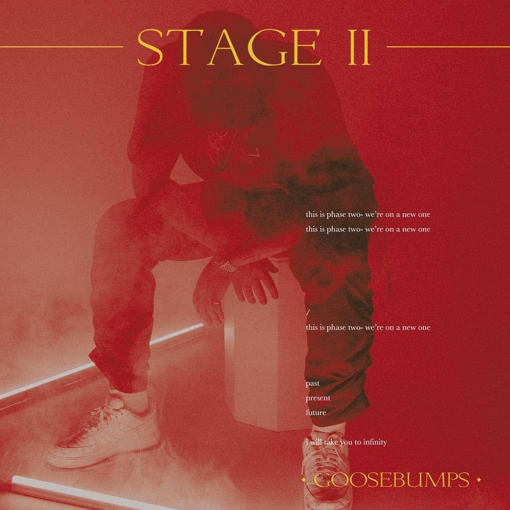 Download [Full Album] GooseBumps - STAGE II - EP Mp3 Album Cover