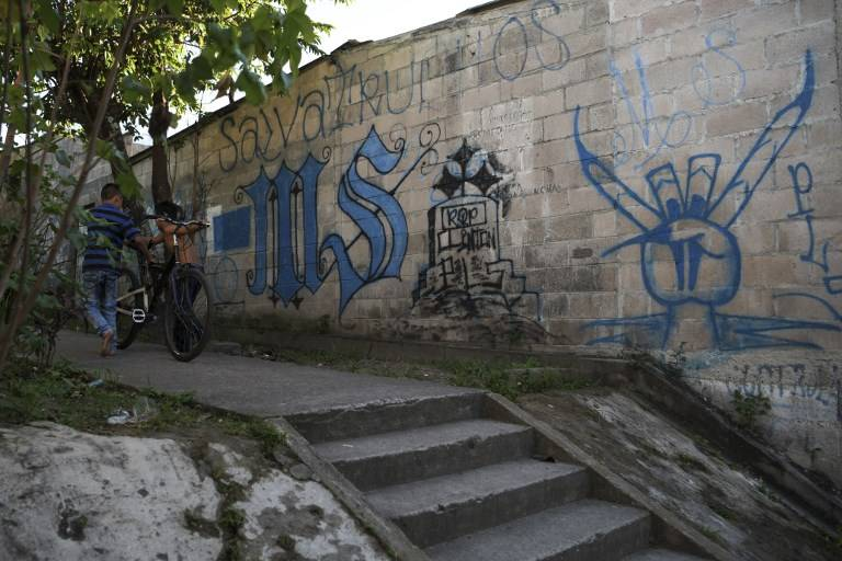 Pandilla El Salvador