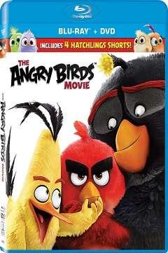 Angry Birds - 2016 BluRay (720p - 1080p) DuaL MKV indir