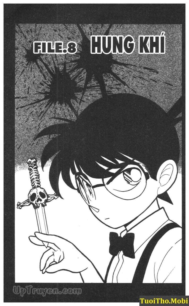 đọc truyện Conan bộ đặc biệt chap 17 trang 0
