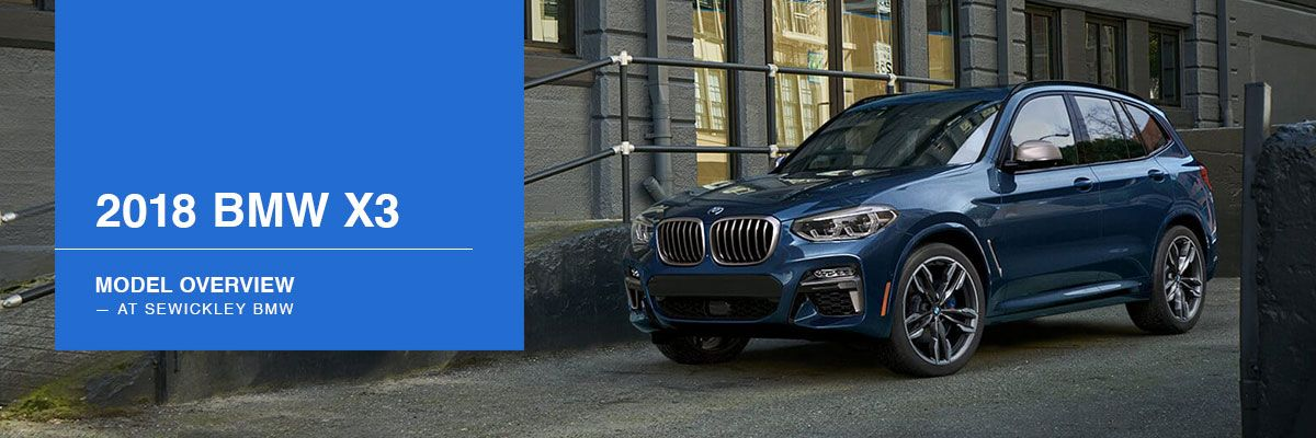 BMW X3 Review Pittsburgh PA