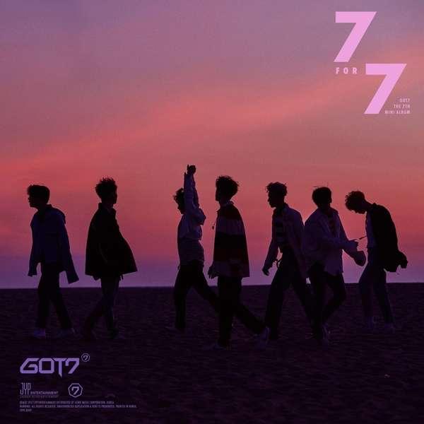 Download [Full Album] GOT7 - 7 for 7 - EP Mp3 Album Cover