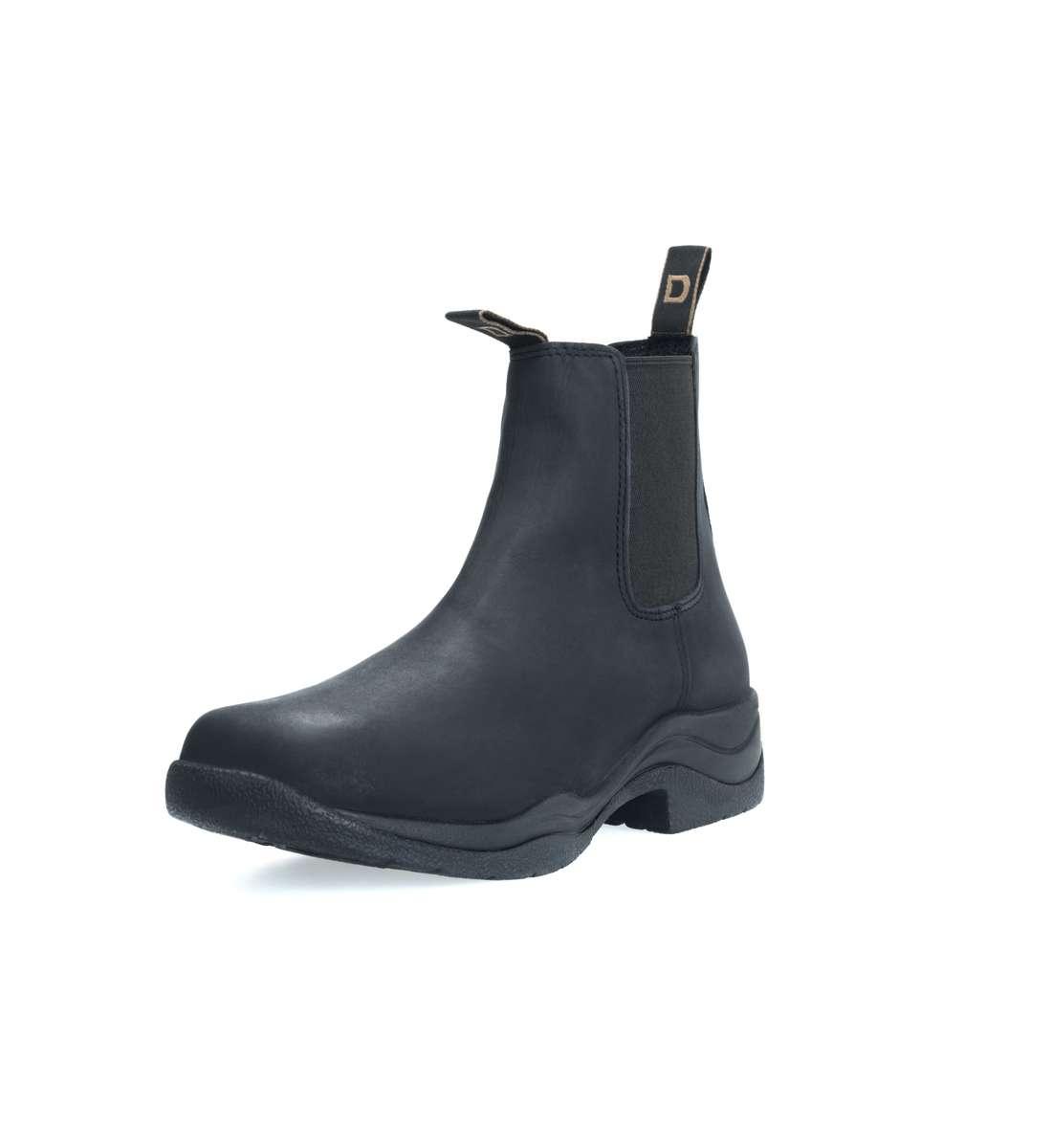 b64a866428d Details about Dublin Venturer Boots Waterproof Redskin Leather Rider  Comfort System