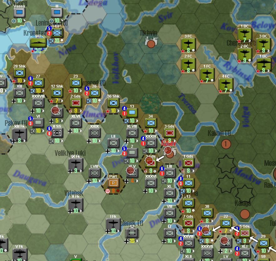 GS 4 00 AAR Vokt (Axis) vs Plaid (Allies) - Slitherine