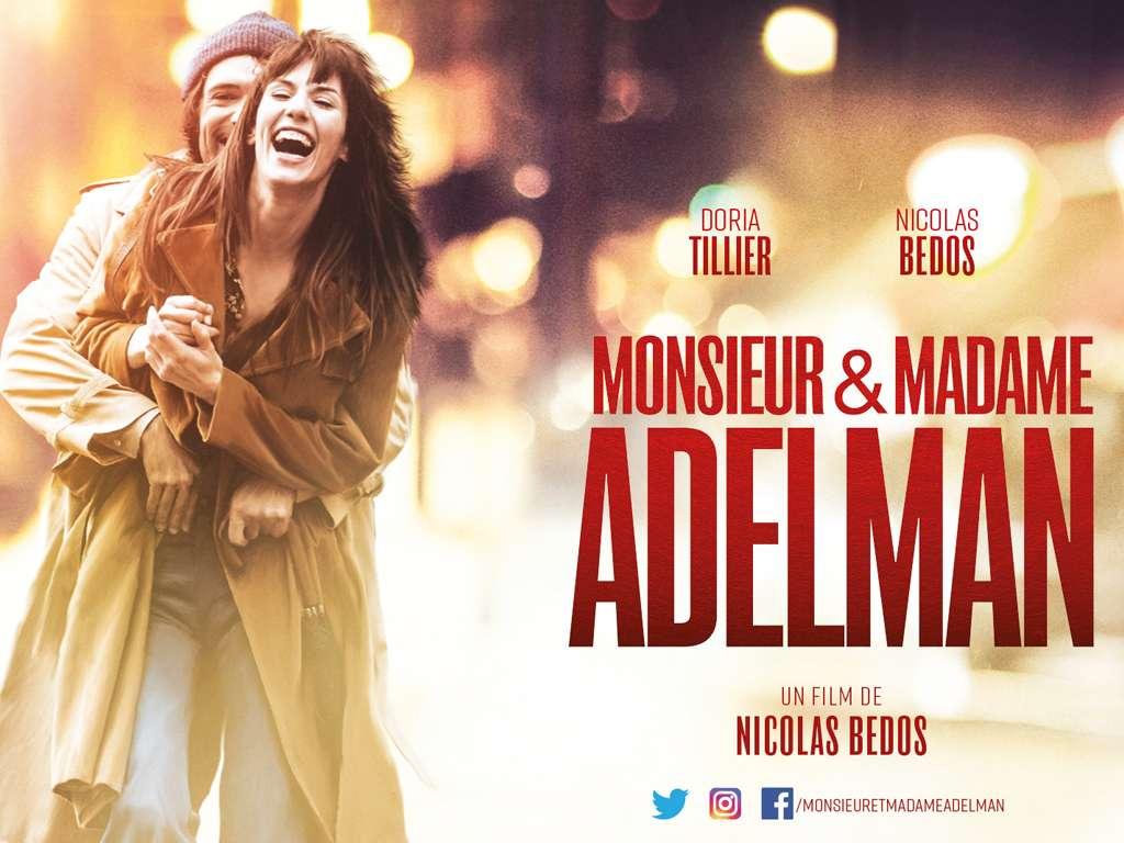 Ο κύριος και η κυρία Αντελμάν (Monsieur & Madame Adelman) Poster Πόστερ