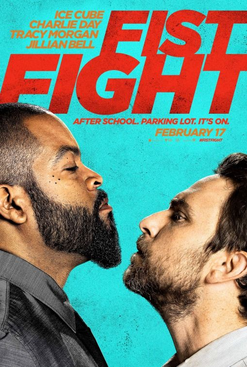 Poster Fist Fight 2017 English Movie Download HD 700MB