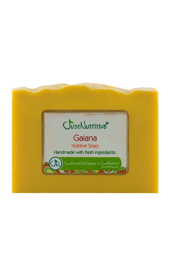 Just Nutritive Gaiana Soap 4 oz.
