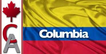 Columbia Tour
