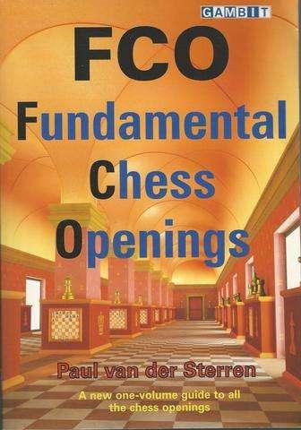 FCO: Fundamental Chess Openings, Van Der Sterren, Paul