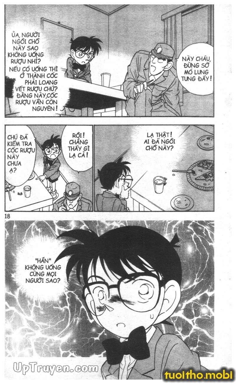 đọc truyện Conan bộ đặc biệt chap 28 trang 11