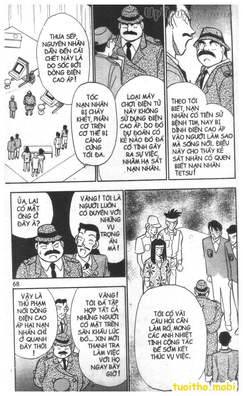 đọc truyện Conan bộ đặc biệt chap 21 trang 11
