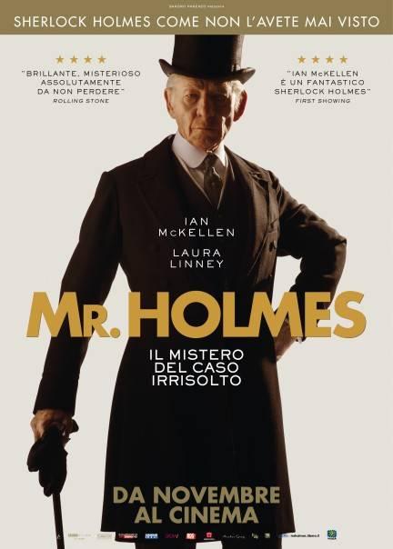 Mr. Holmes - Il mistero del caso irrisolto (2015) DVD9 Copia 1:1 ITA ENG - DDN