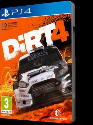 [PS4] DiRT 4 (2017) - FULL ITA