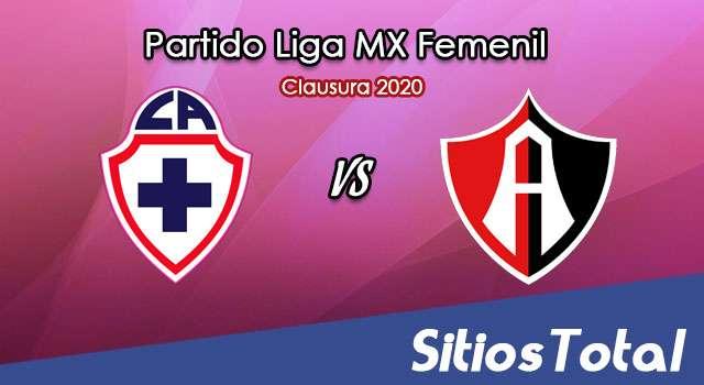 Ver Cruz Azul vs Atlas en Vivo – Liga MX Femenil – Clausura 2020 – Viernes 17 de Enero del 2020