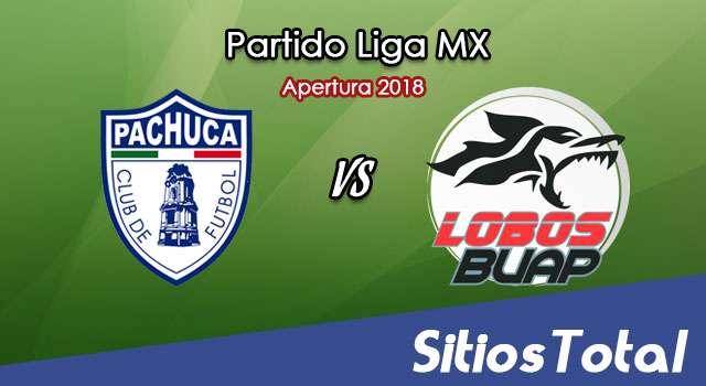 Ver Pachuca vs Lobos BUAP en Vivo – Apertura 2018 de la Liga MX