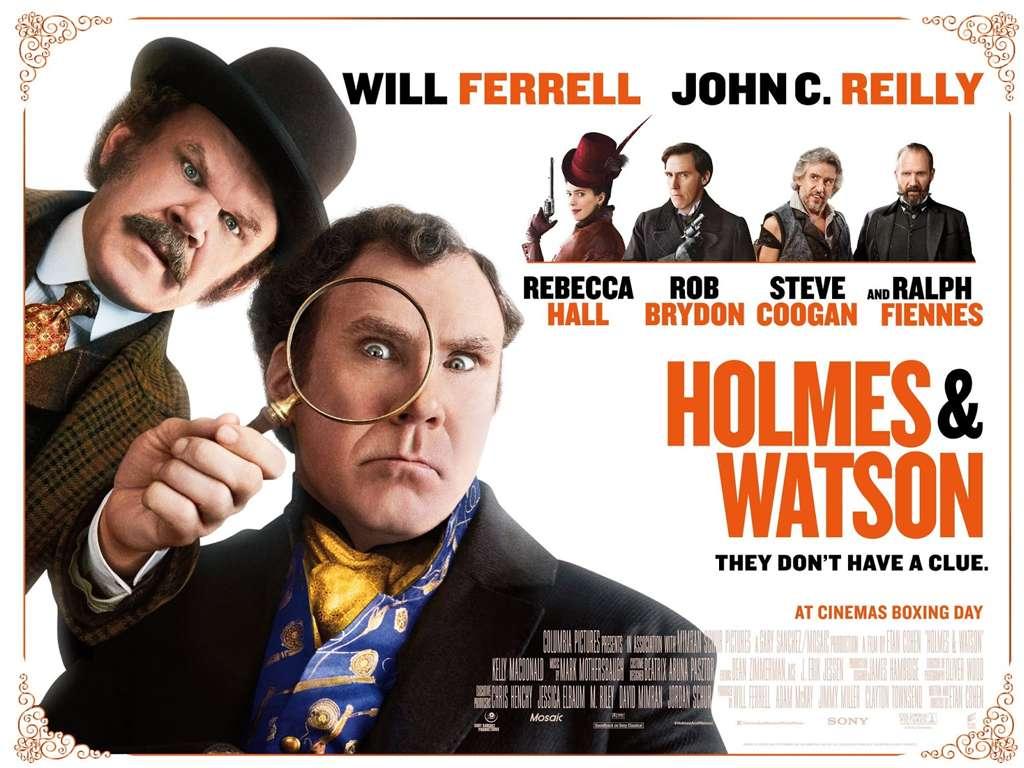 Σέρλοκ Χολμς & Δρ. Γουάτσον  (Holmes & Watson) Movie