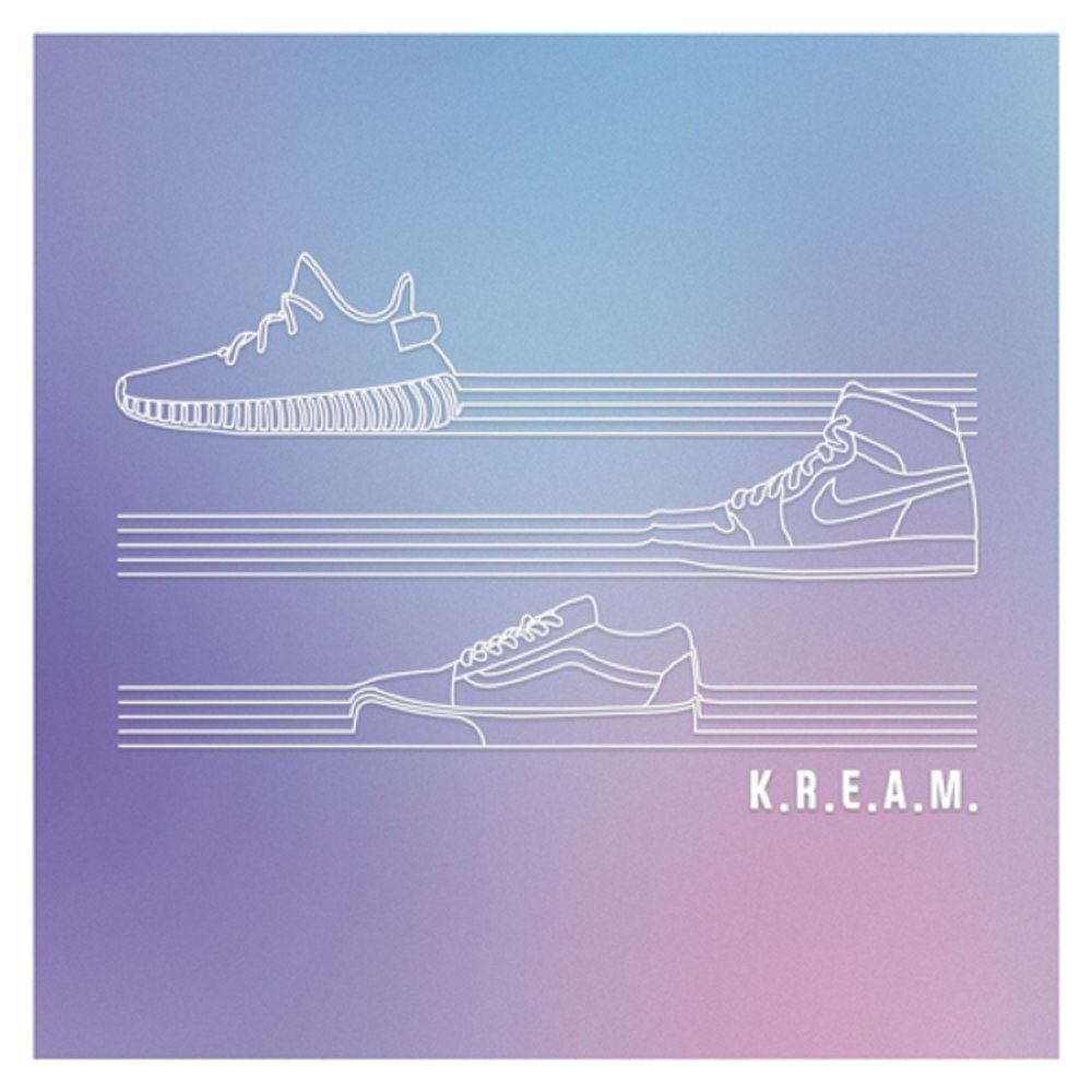Download WADI'S SHOEBOX - K.R.E.A.M. (Feat. Inst2No, 종원이) Mp3