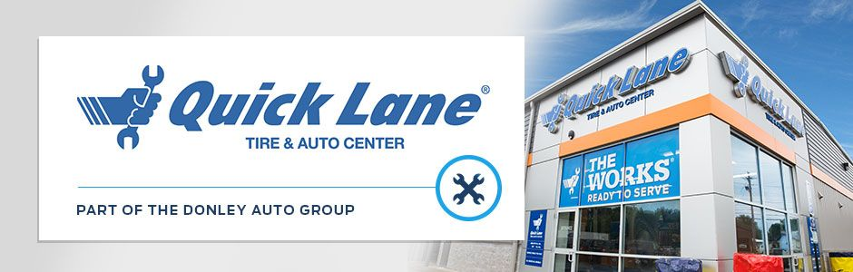 Quick Lane Service Coupons Donley Ford In Ashland Oh